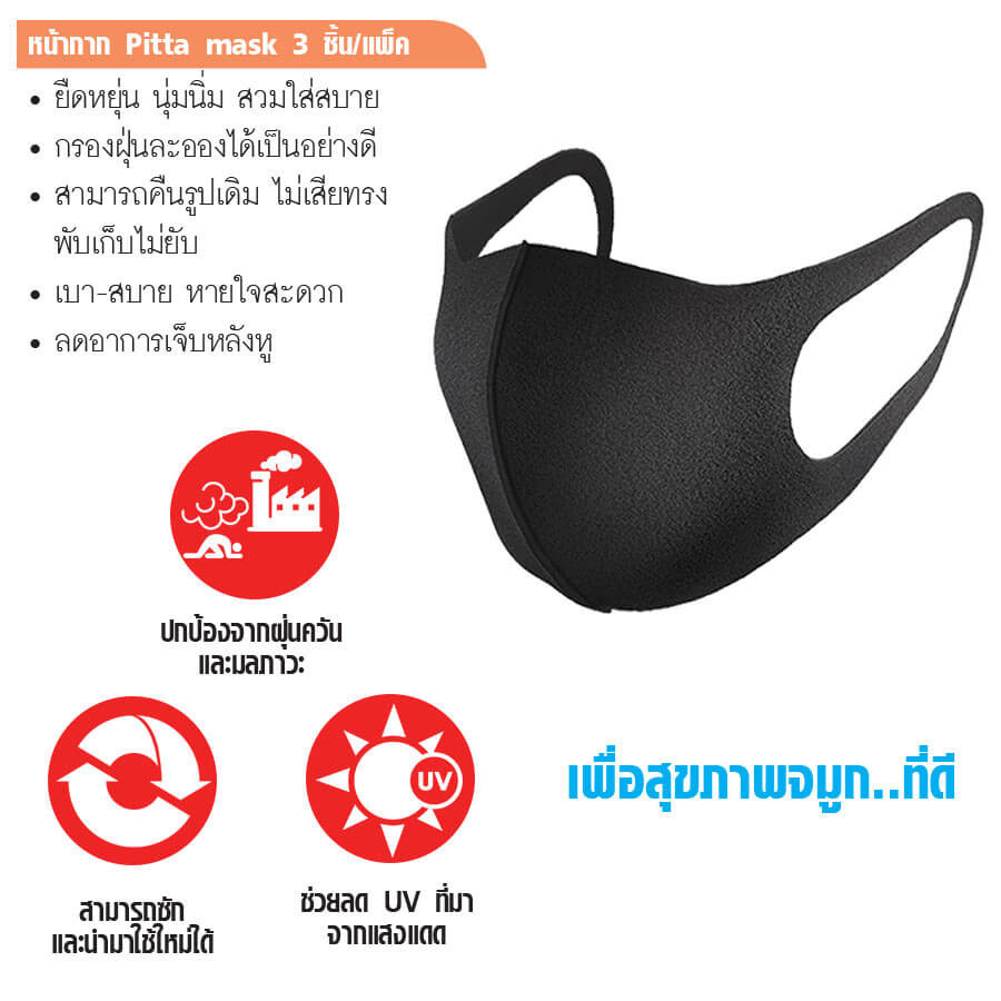 Pista mask
