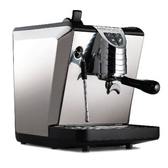 เครื่องชงกาแฟ Nuova รุ่น Oscar II ต่อน้ำตรง สีดำ
