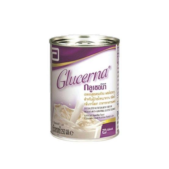 อาหารทางการแพทย์ชนิดน้ำกลูเซอนา 250 มล.