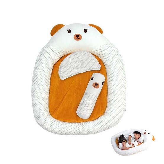 ชุดที่นอนเด็ก ลายหมีน้อยนุ่มนิ่ม