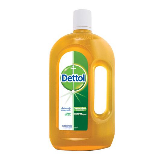 Dettol ผลิตภัณฑ์ฆ่าเชื้อโรคอเนกประสงค์ 750 มล.