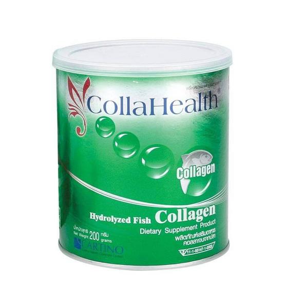 CollaHealth คอลลาเจน ชนิดผง 200 กรัม