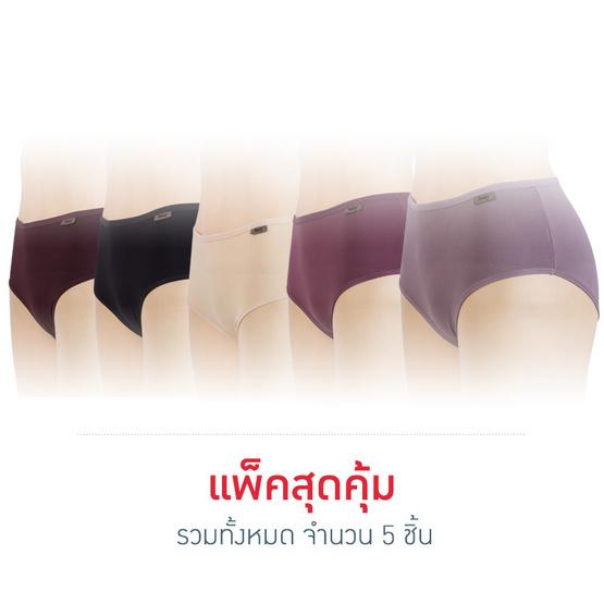 กางเกงชั้นใน No.805 (แพ็ก 5 ตัว) ไซส์ XL