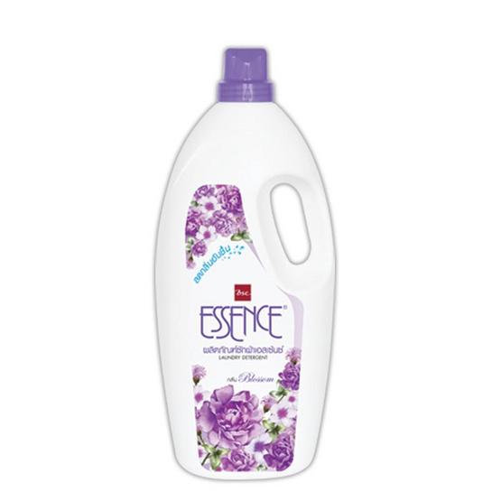 Essence ผลิตภัณฑ์ซักผ้าชนิดน้ำ กลิ่นบลอสซั่ม 1,900 มล. สีม่วง