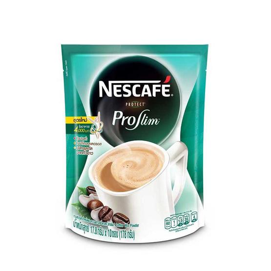 Nescafe โพรเทค โพรสลิม 17 ซอง 17.8 กรัม / ซอง