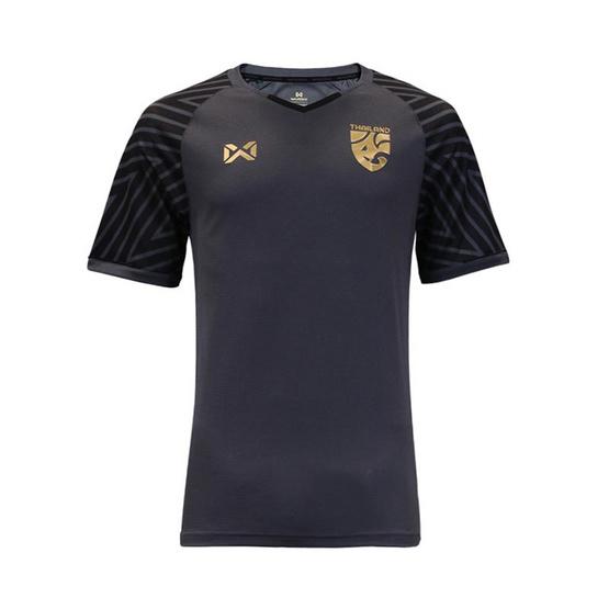 เสื้อเชียร์ฟุตบอลไทย ลิมิเต็ด สีเทา
