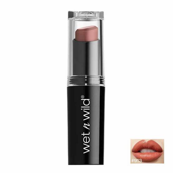Wet n Wild Megalast Lip CoLor #913 3.3 กรัม