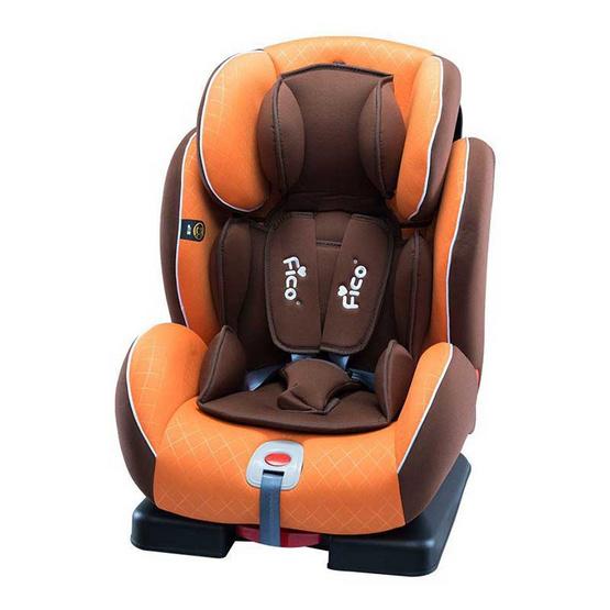 Fico Carseat รุ่น London Serie2: ES02-2 Orange