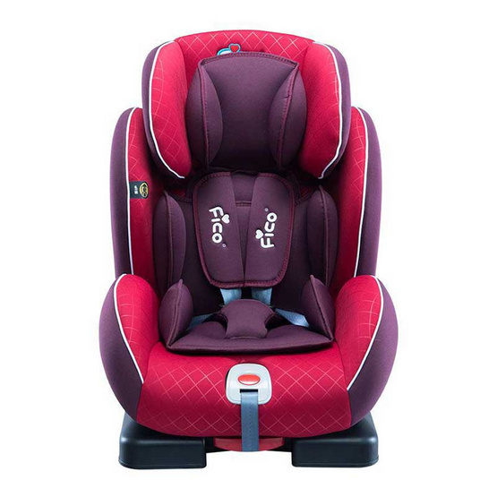Fico Carseat รุ่น London Serie2: ES02-2 Red