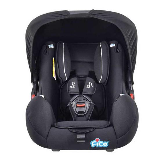 Fico Carseat รุ่น GE-A สีดำ