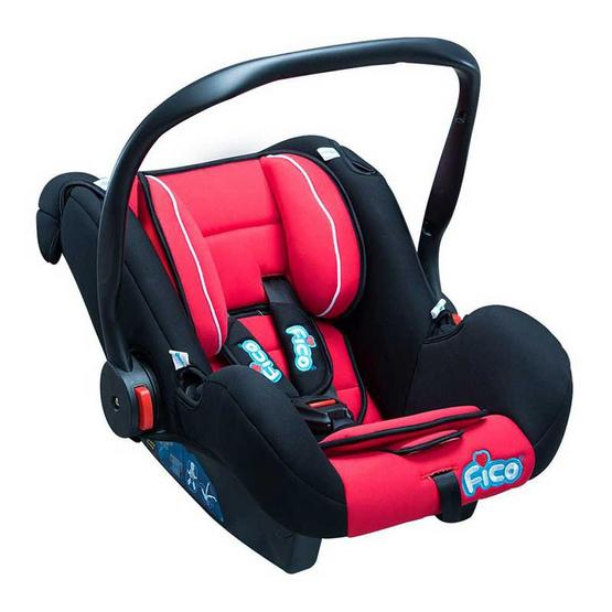 Fico Carseat รุ่น GE-A สีแดงดำ