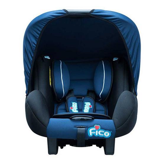 Fico Carseat รุ่น GE-A สีน้ำเงินดำ