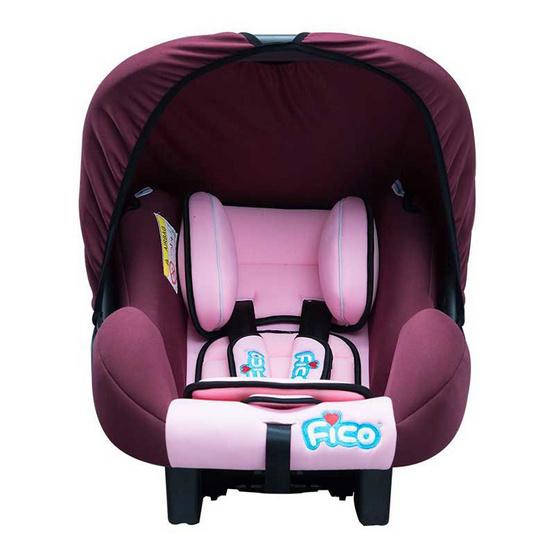 Fico Carseat รุ่น GE-A สีชมพูม่วง