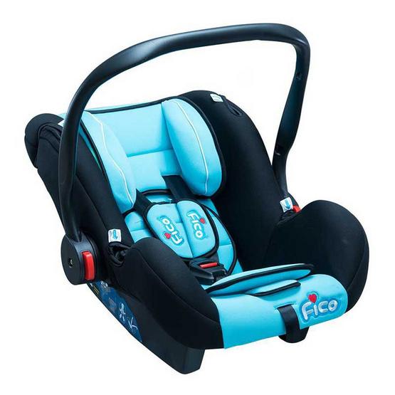 Fico Carseat รุ่น GE-A สีฟ้าดำ