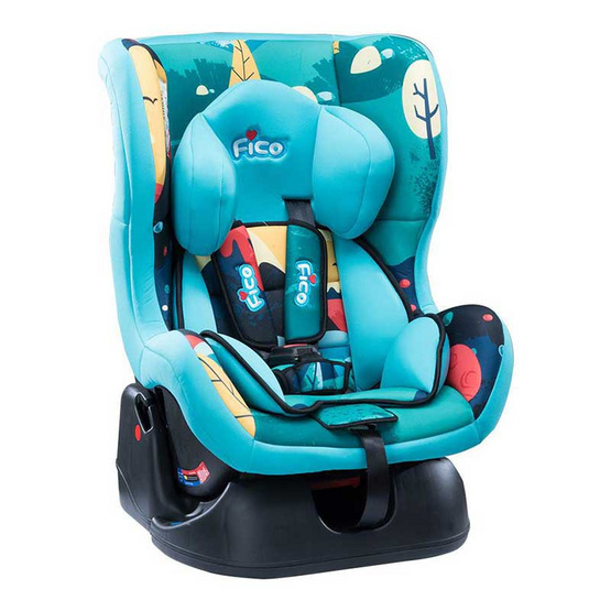 Fico Carseat รุ่น GE-B Blue Larky