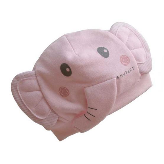 Amusant หมวกเด็ก สีชมพู