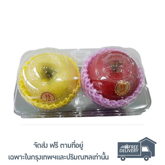 Jewel 2 แอปเปิ้ล ชินาโนโกลด์ / วาเซะฟูจิ