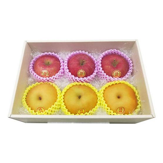 Jewel 10 แอปเปิ้ลวาเซะฟูจิ / นันชุยแพร์