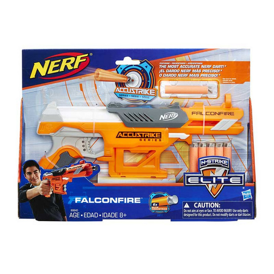 ปืนเนิฟ ของแท้ รุ่น Accustrike Falconfire มีกระสุนให้ในกล่อง