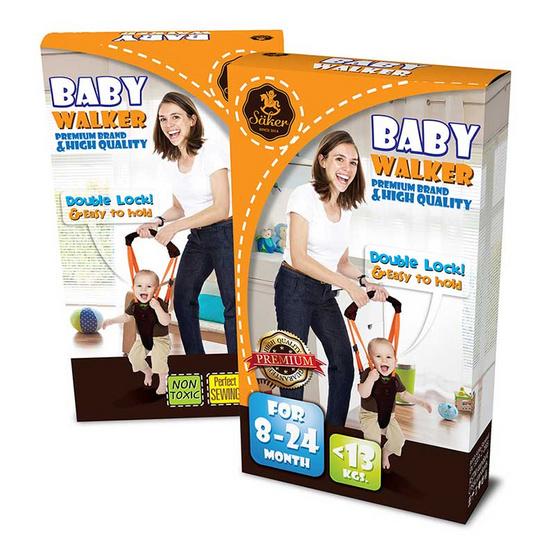 Saker อุปกรณ์ช่วยพยุงสำหรับเด็ก Step 1 (สำหรับเด็กที่พึ่งตั้งไข่)