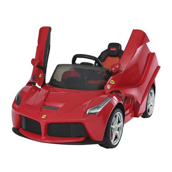 รถแบตซุปเปอร์คาร์สำหรับเด็ก เฟอรรารี่ ลาเฟอร์รารี่