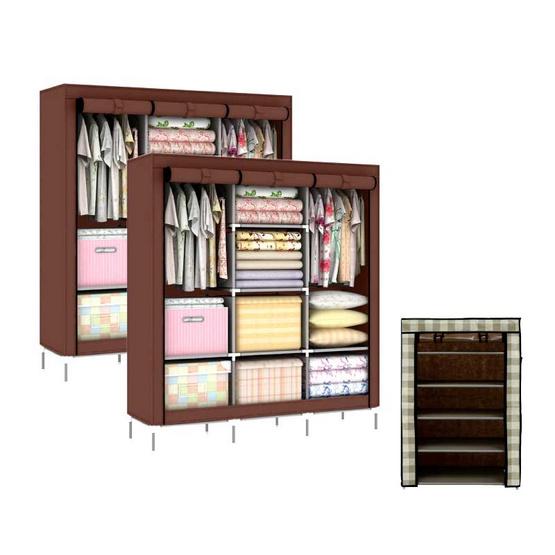 Serrano Cabinet Big set ชุดตู้เก็บของอเนกประสงค์