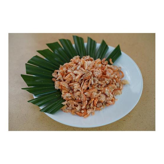 กุ้งแห้งไม่ใส่สี ชัยจินดา 100 กรัม