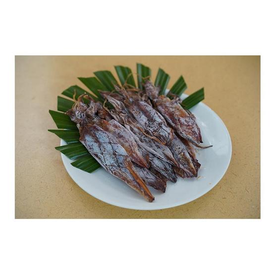 ปลาหมึกเจาะตา ชัยจินดา