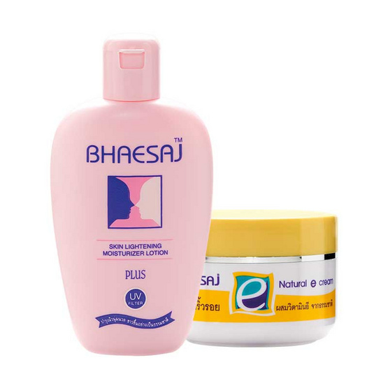 BHAESAJ เภสัช Natural E Cream 30 กรัม
