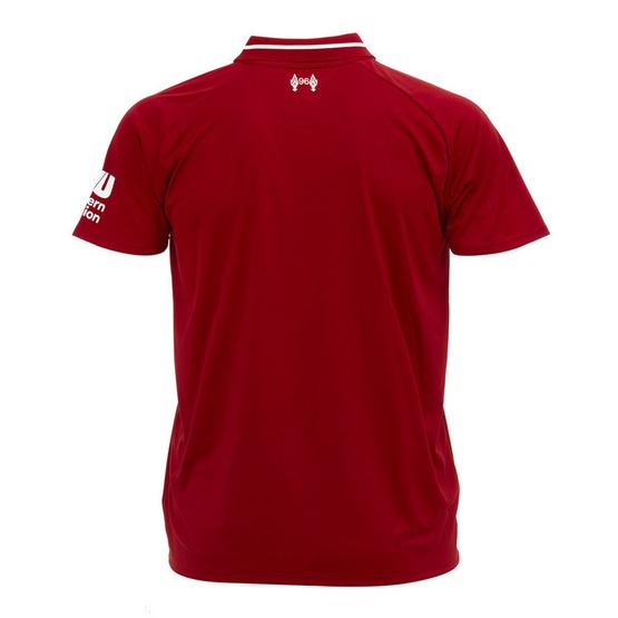 LFC เสื้อฟุตบอลลิเวอร์พูล ทีมเหย้า 2018/2019 ผู้ชาย สีแดง
