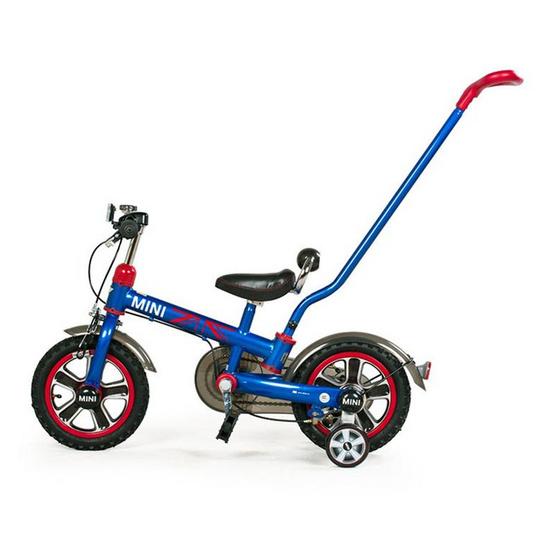 """จักรยาน มินิคูเปอร์ 12"""" พีเดิลไบค์วิทแฮนด์เดิลบาร์"""