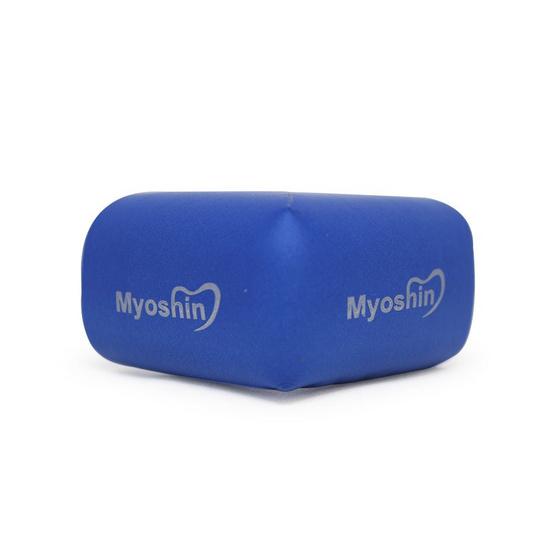 Myoshin ยางกันกระแทกแบบเข้ามุม สีน้ำเงิน