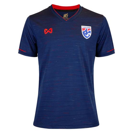 WARRIX เสื้อทีมชาติไทย 2019 ชาย รุ่น REPLICA (สีกรมท่า)