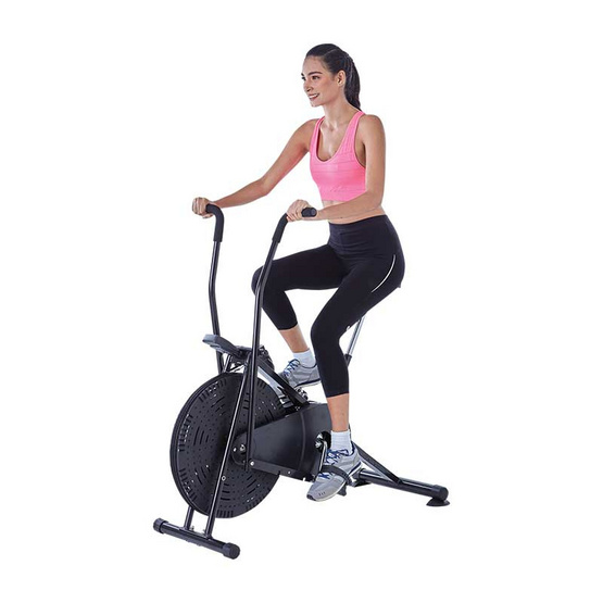 TV Direct AIR BIKE BLACK SERIES จักรยานออกกำลังกาย 2 IN 1
