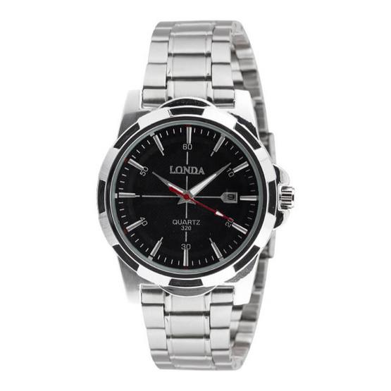 นาฬิกาสายสแตนเลส รุ่น LONDAW844-SILVER