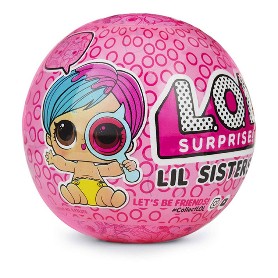 LOL ไข่เซอร์ไพส์ น้องสาว รุ่น 4 เวอร์ชั่น 2