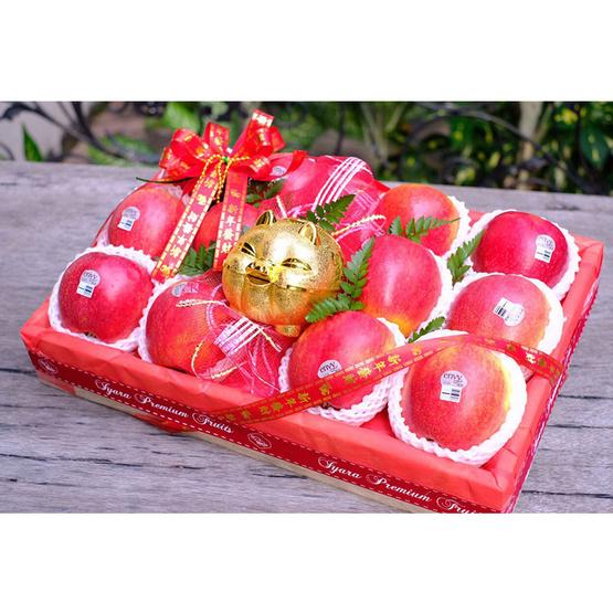 เซ็ตลังไม้แอปเปิ้ลเอนวี่ 12 ลูก
