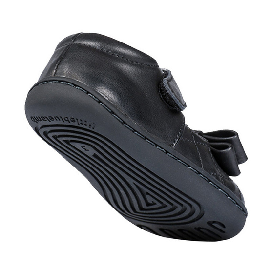 Little Blue Lamb รองเท้าคัชชูสีดำ