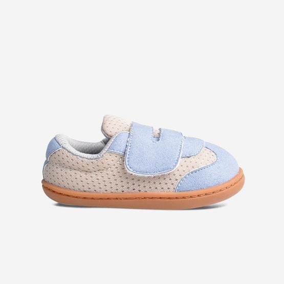 Little Blue Lamb รองเท้าผ้าใบสีฟ้า