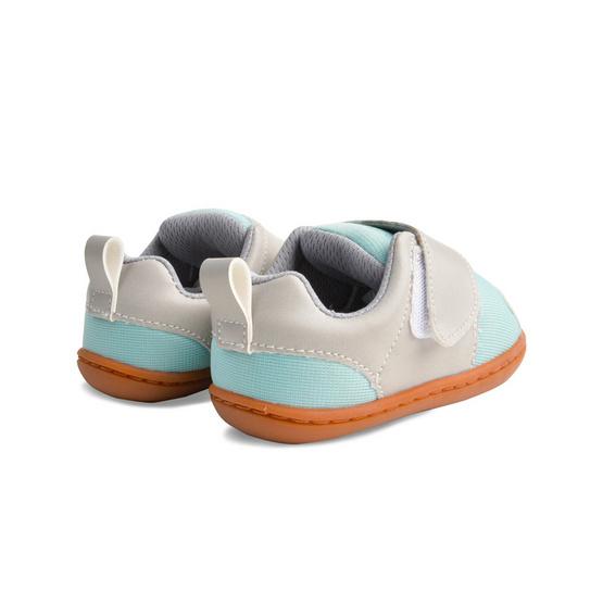 Little Blue Lamb รองเท้าผ้าใบสีเขียวมิ้น