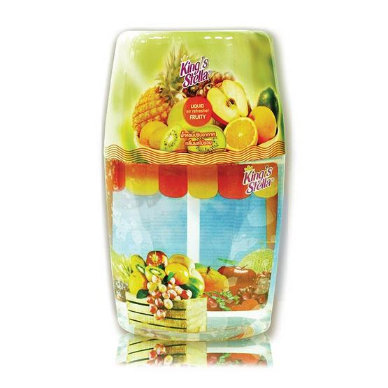 คิงส์สเตลล่า น้ำหอมปรับอากาศชนิดน้ำ กลิ่น Fruity 400 มล.
