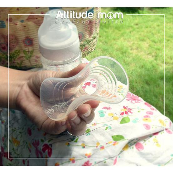 Attitude Mom New กรวยซิลิโคน Size 22 mm