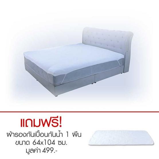Health Pillow ท็อปเปอร์ขนห่านเทียม 6 ฟุต
