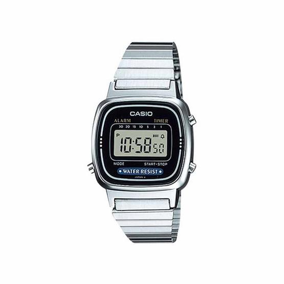 Casio นาฬิกา รุ่น LA670WD-1D