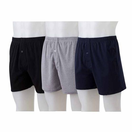 กางเกง Boxer สีพื้น ไซส์ XL