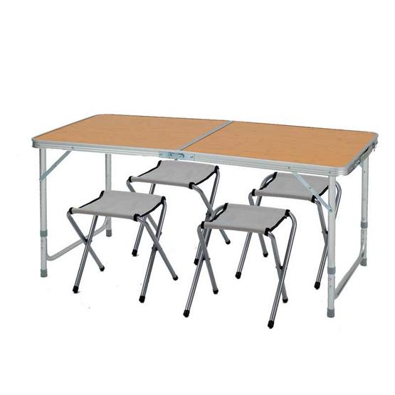 โต๊ะอเนกประสงค์ สีบีซ
