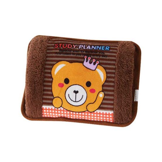 กระเป๋าน้ำร้อน หมีมงกุฏ