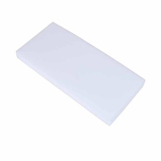 ฟองน้ำเมลามีนขจัดคราบเอนกประสงค์ 14 x 30 ซม. สีขาว
