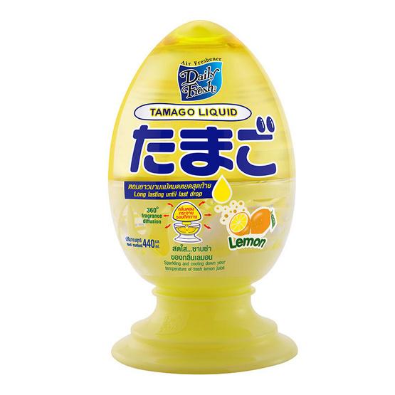 Daily Fresh ทามาโกะ ลิควิด กลิ่นเลมอน 440 มล.