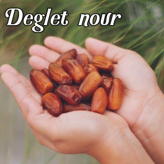 อินทผลัมผลแห้ง Deglet nour 500 กรัม